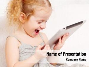 Computer child tablet