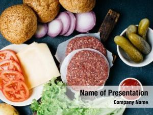 Fresh ingredients delicious