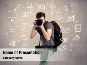 Photographer amateur hobby learning use