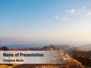 Landscape classical bible desert sinai