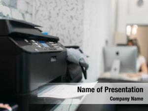 Equipment copier contract, business office