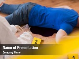 Professional examination investigation forensic