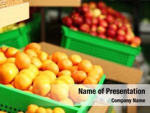 Market basket tangerines