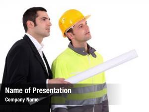 Designer and foreman