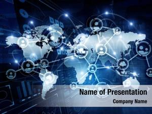 Business global networking
