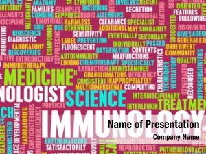 500 Immunology Powerpoint Templates Powerpoint Backgrounds For Immunology Presentation