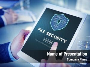 Online file security security protection