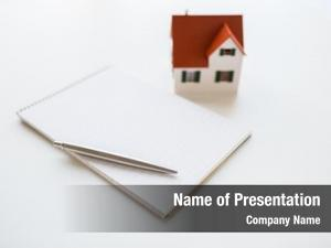 Real building, mortgage, estate property