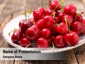 Fruit fresh cherry