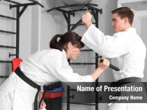 Attack black belt