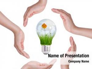 Hand light bulb (light bulb