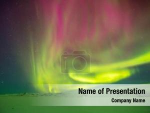 Borealis beautiful aurora