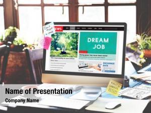 Career dream job goal occupation
