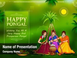 Sugarcane holiday happy pongal