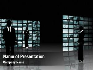Teamwork silhouetted concept busines concept