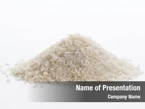 White basmati rice rice