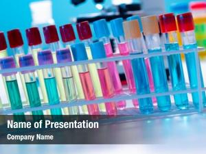 Flasks test tubes chemical laboratory
