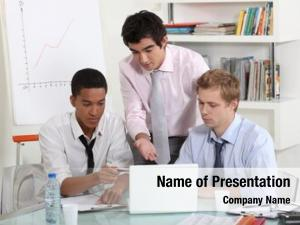 Professionals young business