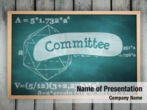 Against image chalkboard committee against