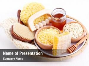Treatment honey spa beauty treatment
