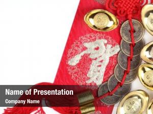 Year chinese new decoration  red lucky