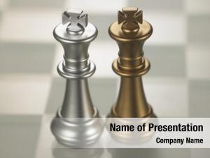 King chess piece glass chess