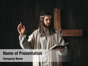 Christ holy jesus praying biblical