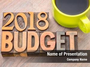 2018 budget word