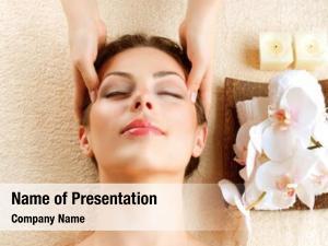 Massage spa face