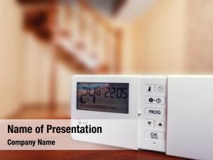 System climate powerpoint template