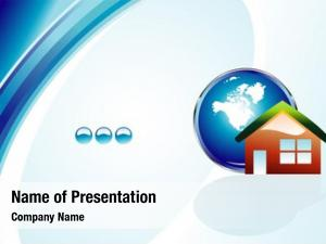 Agency real estate business card