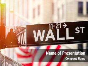 New wall street york, home