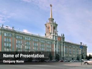 Center yekaterinburg: city russia