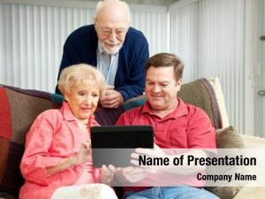 Teaching adult son his parents