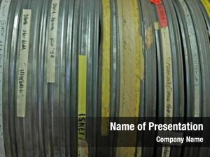 Film reel cases reel metal