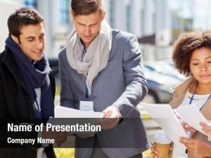 Corporate business education concept international