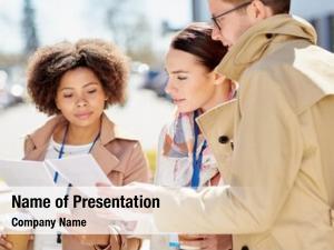 Corporate business education concept
