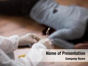 Investigation forensic examination