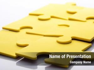 Puzzle closeup jigsaw pieces