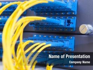 Serve fiber cable technology style