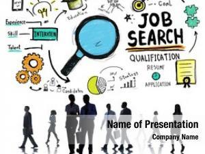 Direction businessman career job search