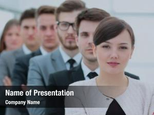 Concept of the professional powerpoint background