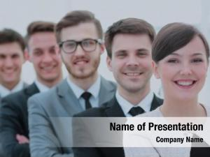 Concept of the professional powerpoint template