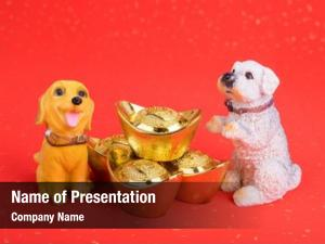 Year of the dog chinese powerpoint template