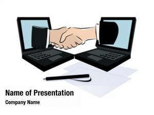 Business simple internet conception