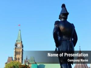 Architecture statue historical ottawa, canada