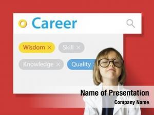 Accomplished development progress career icon