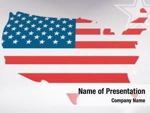 States digital united america map