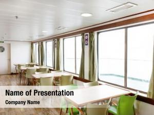 Interior ferry boat