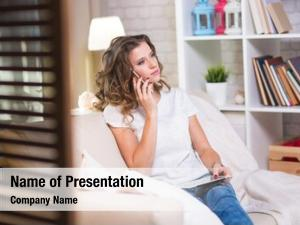 Communicating powerpoint template